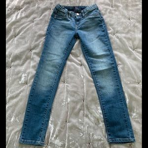 Girls Gap Super Skinny Jeans
